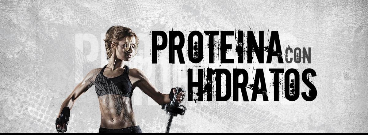 Proteínas con Hidratos Tegor Sport