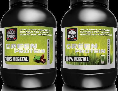 Tegor Sport Green Protein, la mejor proteína vegetal del mercado (y no lo decimos nosotros)