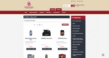 www-tienda-albadanatural-es