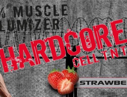 Hardcore Cell TNT, la nueva creatina celular de Tegor Sport