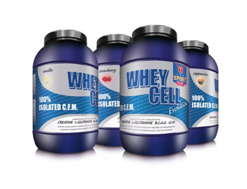 WHEY CELL EVOLUTION Un salto de calidad
