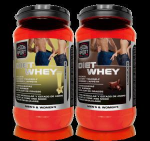 Proteína de dieta Diet Whey