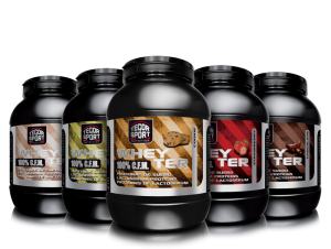 Whey Ter proteína de suero de calidad Tegor Sport 100%CFM
