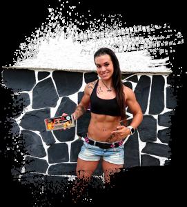 Atleta Laura Gallardo