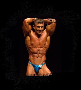 Atleta Mauricio Garcia