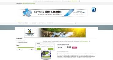 FARMACIA ISLAS CANARIAS