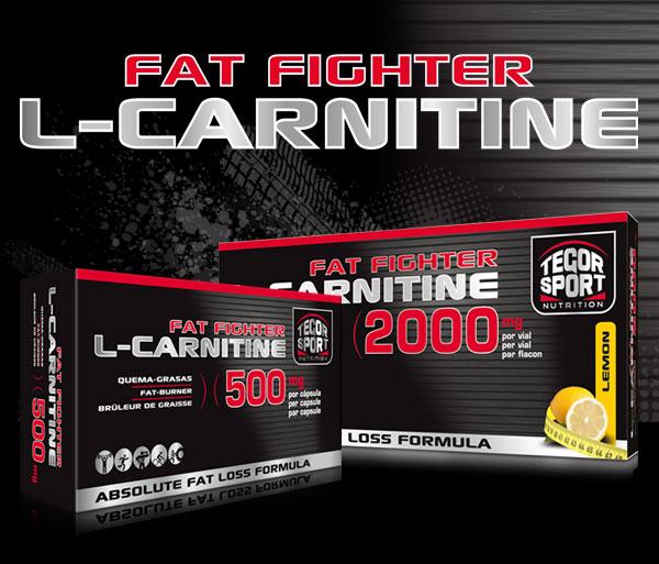 Cajas quema-grasas L-Carnitine para móvil