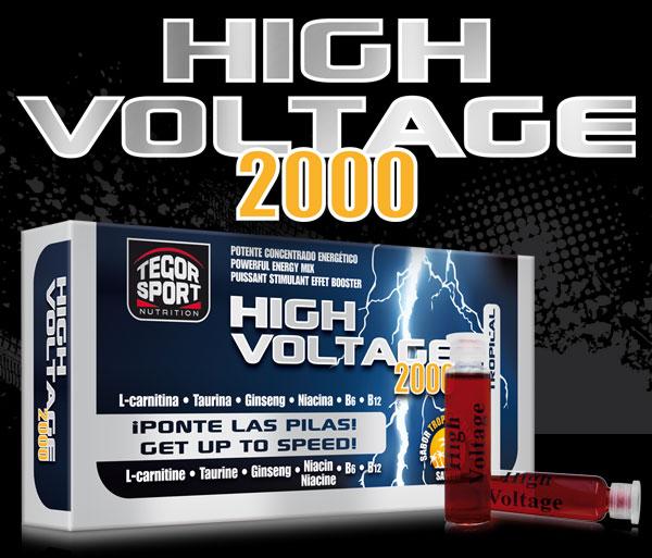 Cabecera para móvil High Voltage