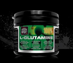 Bote L-Glutamine cabecera movil