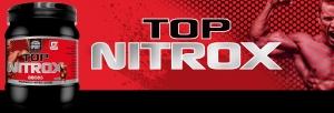 Cabecera bote Top Nitrox con deportista