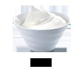 Bol con yogur