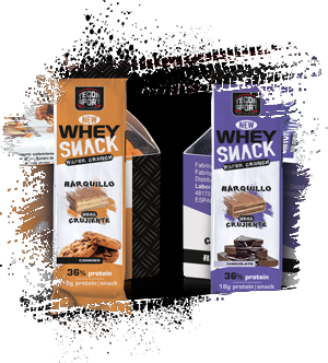 NEW WHEY SNACKS