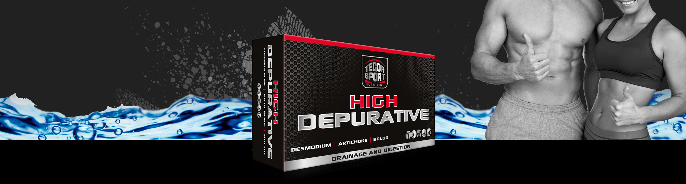 Cabecera high depurative